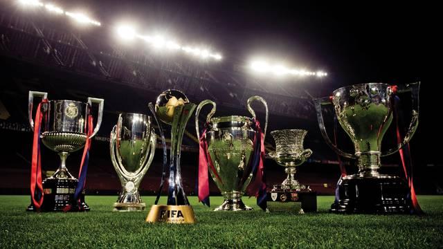 cuantas copas tiene el Barça