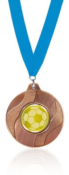 Medalla Económica bronce