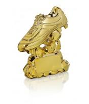 Resina de Fútbol Bota de Oro