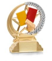 Trofeo Resina árbitro