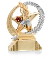 Trofeo Resina Jugadora Baloncesto
