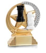 Trofeo Resina Ajedrez