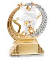 Trofeo Resina Artes Marciales Judo