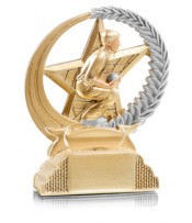 Trofeo Resina Petanca