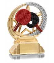Trofeo Resina Tenis de Mesa