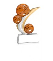 Trofeo Resina Baloncesto