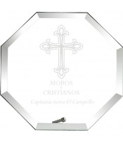 Trofeo de Cristal Diseño