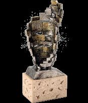 Copa cerámica