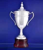 Copa Artesanal con baño de plata