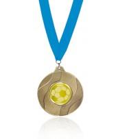 Medalla Económica dorada